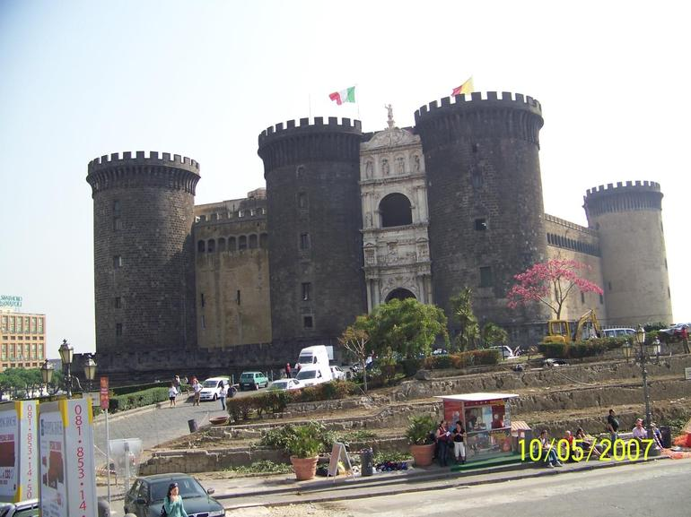 Starting Point - Naples