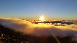 Spectacular Sunrise just like the name of the tour! , kim - August 2015