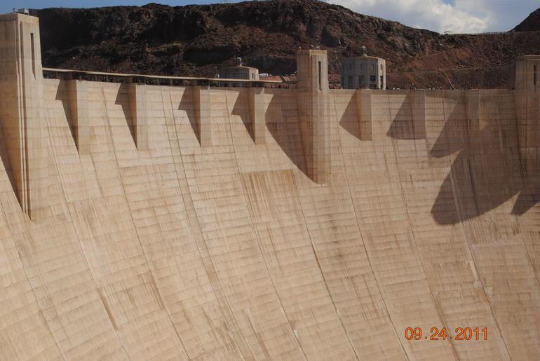 The Hoover Dam - Las Vegas