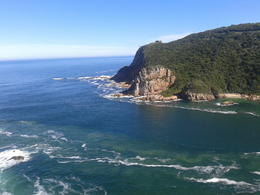 Knysna Heads, HTravelerUK - October 2013