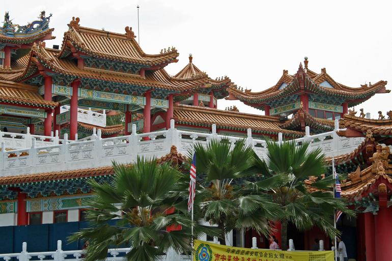 Thean Hou Temple - Kuala Lumpur