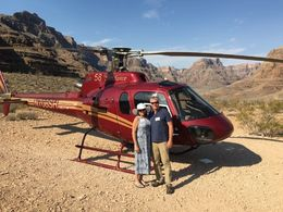 My husband and I took an early morning helicopter tour of the Grand Canyon complete with a champagne breakfast. It was awesome!! , gtwiemers8 - June 2016