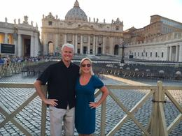 My wife and I took the Skip the Line tour at the Vatican museum. Our tour guide was great! Worth the money to avoid the line. , Scott S - October 2016