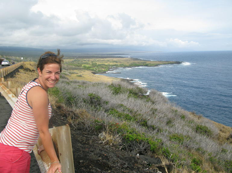 VolcanoTour1.JPG - Big Island of Hawaii