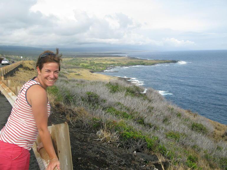 VolcanoTour1.JPG - Big Island of Hawaii