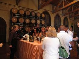 Wine Tasting, RobC - October 2011
