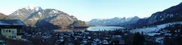 Panorama Lago Wolfgang , Luis Carlos T - January 2017