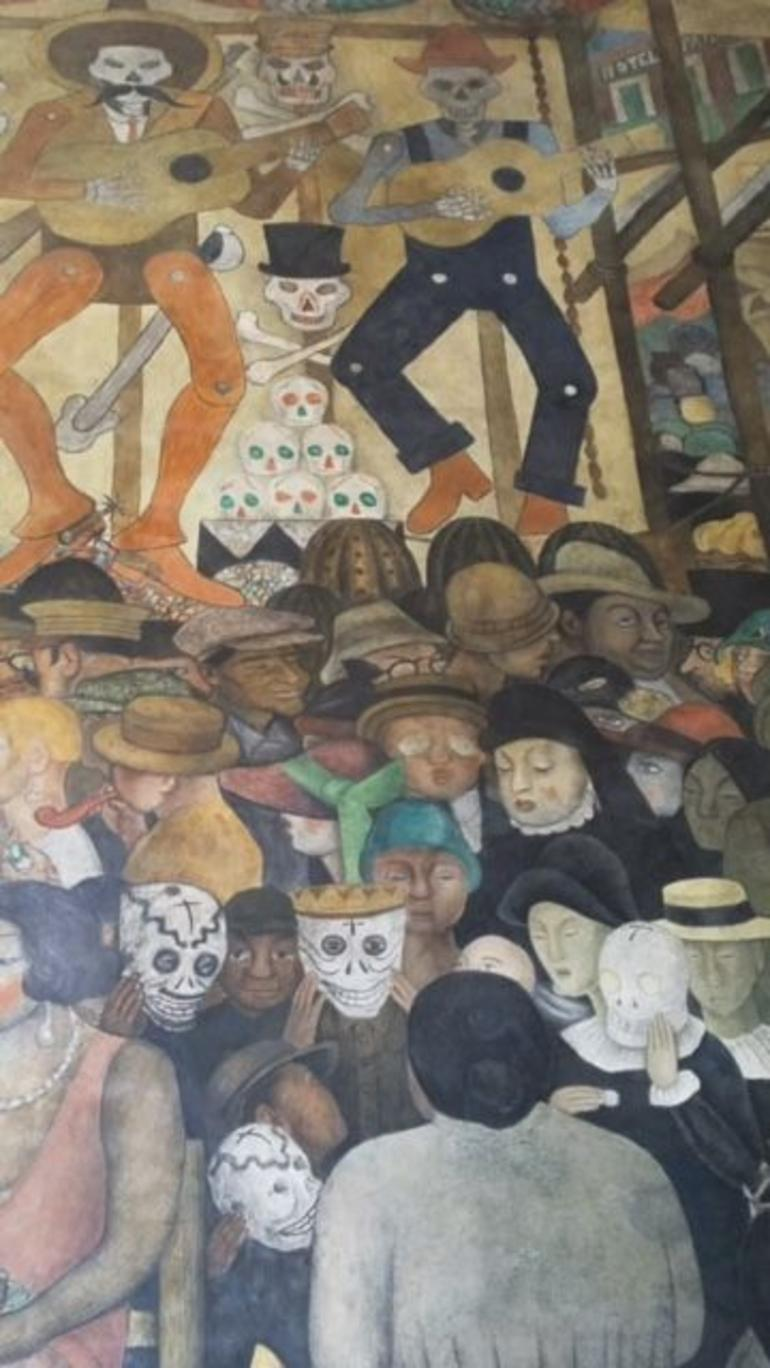 Mexican muralism photo 10
