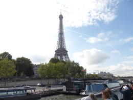 Effel Tower from Boat , mike - September 2017