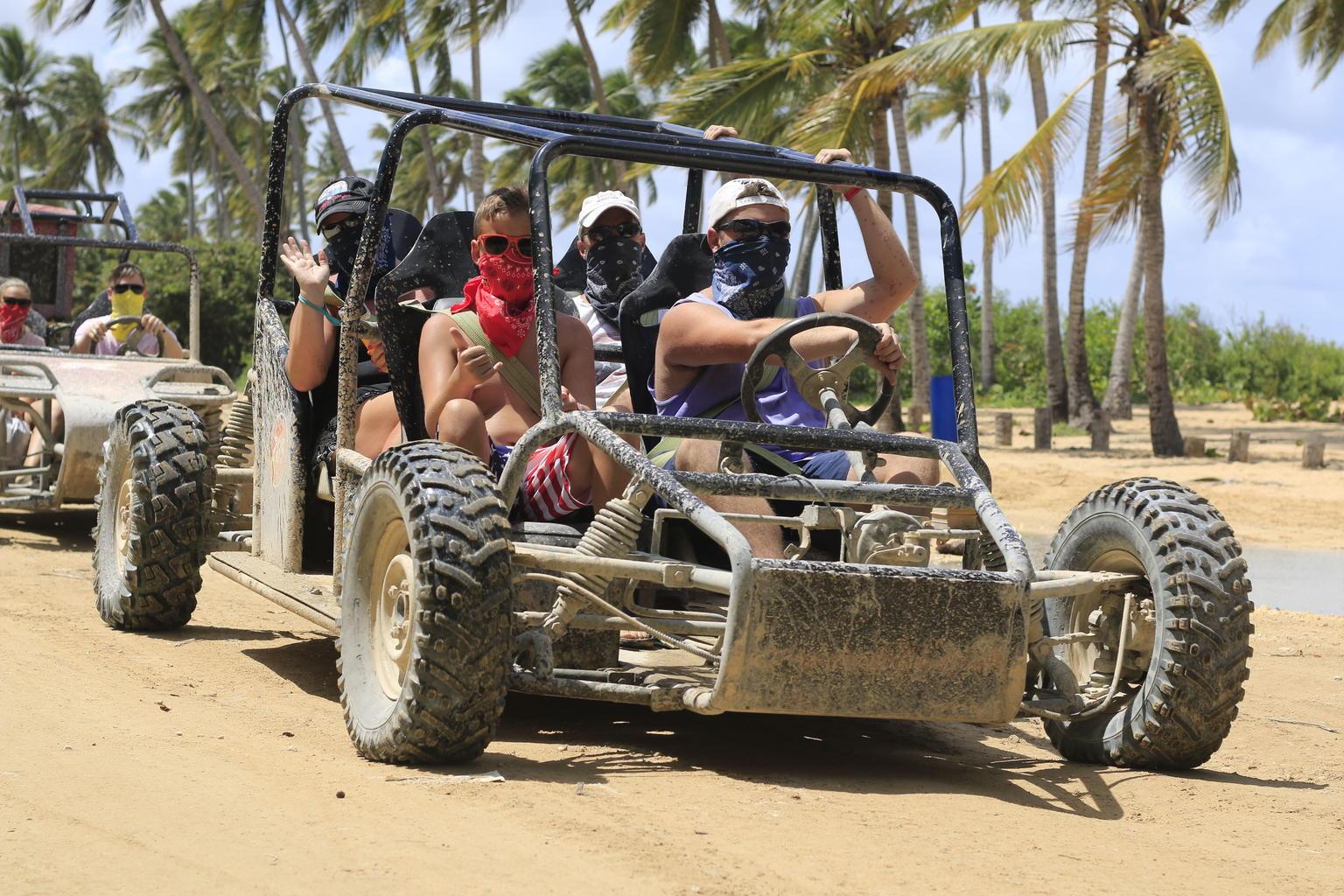 MAIS FOTOS, Pacote Discovery Punta Cana: Aventura de buggy nas dunas e catamarã