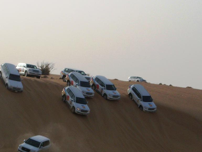 4x4 Desert Safari - Dubai
