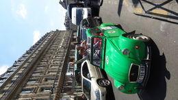 Schnell noch ein Foto für die Ewigkeit. Start und Ende war an der Opéra Paris. , Hoppy - June 2015