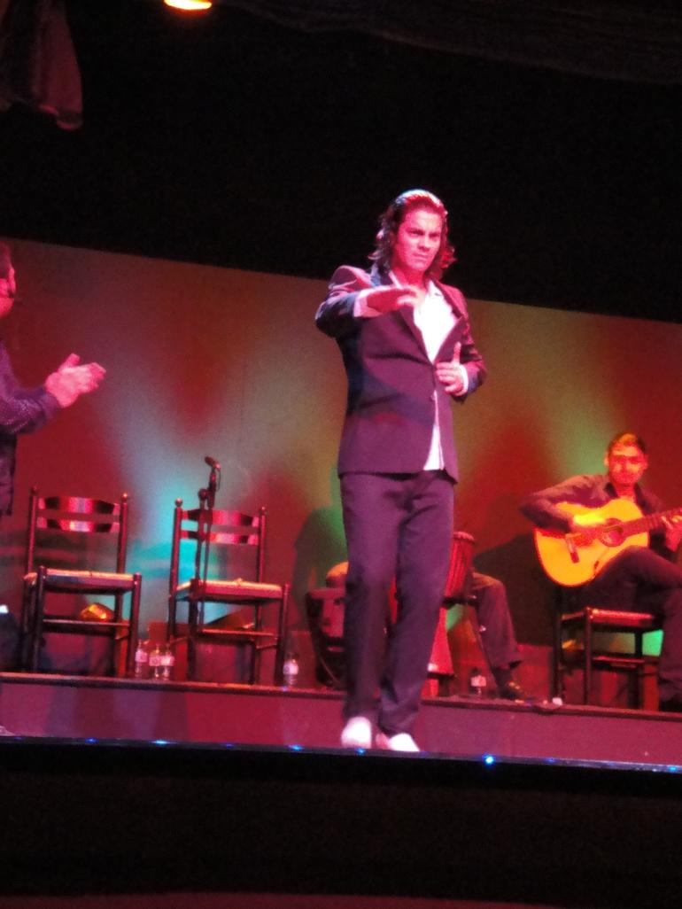 Andalusian Dinner and Flamenco Show in Barcelona - Barcelona