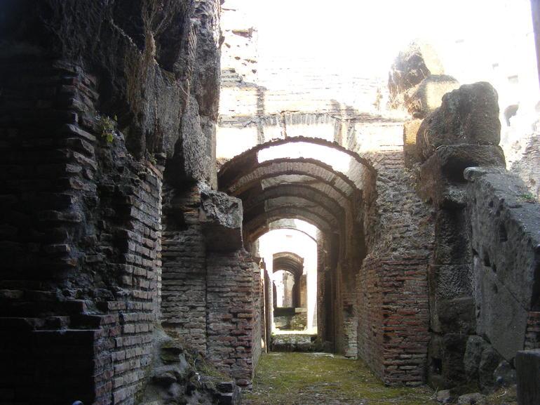 Basement - Rome