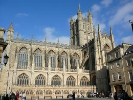 Bath Abbey, Vincient K - February 2008