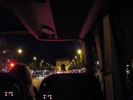 Uppför Champs elysees med bussturen , Lars-Olov H - May 2015