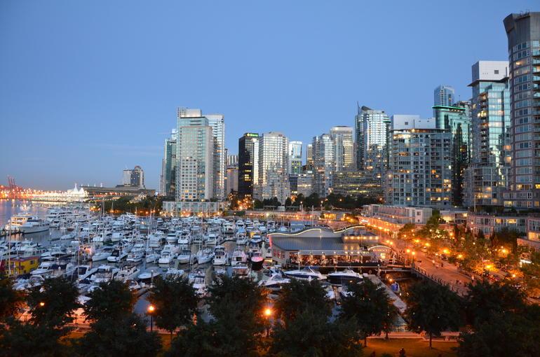 Coal Harbor - Vancouver