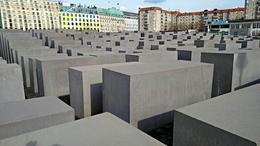 Memorial to the Murdered Jews of Europe , Mari - April 2017