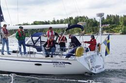 Sailing in the archipelago - June 2014