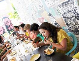 Food tour of Wynwood - May 2014