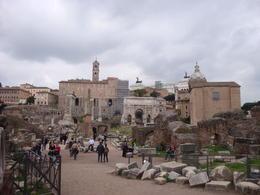 Roman Forum , Rodney B - April 2011