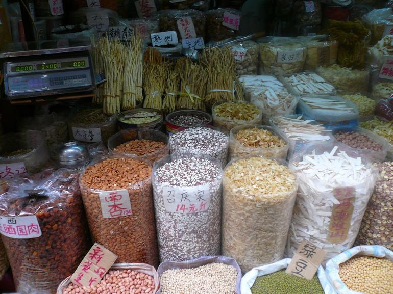 Guangzhou Market - Hong Kong