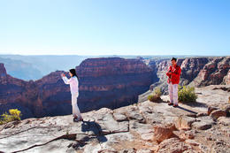 Grand Canyon West Rim Tour with Hoover Dam Stop and Optional Skywalk, Viator Insider - January 2018