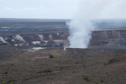 Kilauea Caldera - March 2012