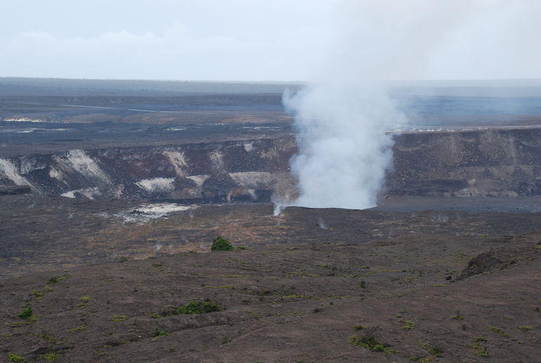 Kilauea Caldera - Big Island of Hawaii