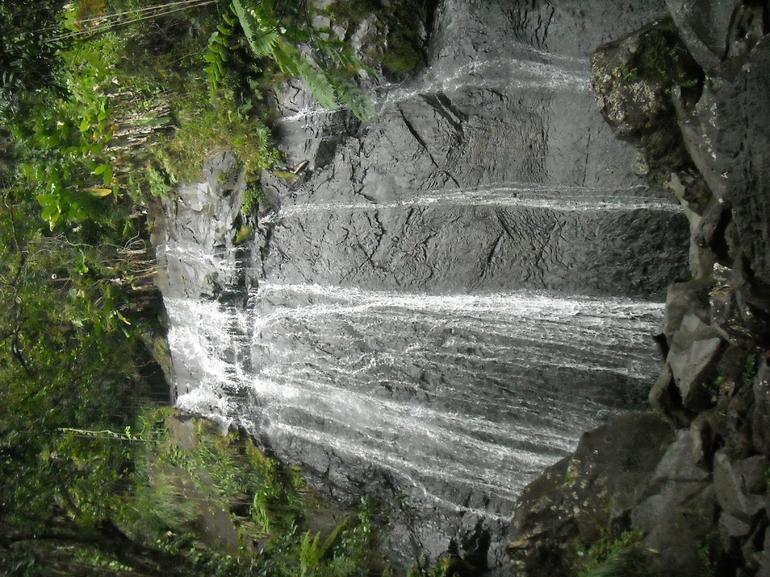 La Coca Falls - El Yunque - San Juan