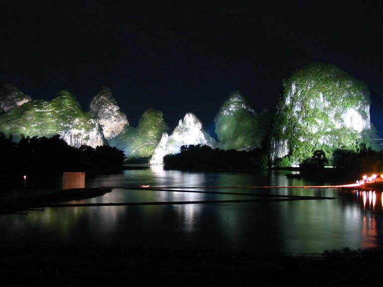 Landscape Legend - Yangshuo