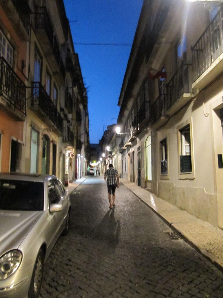 Lisbon sightseeing - Lisbon