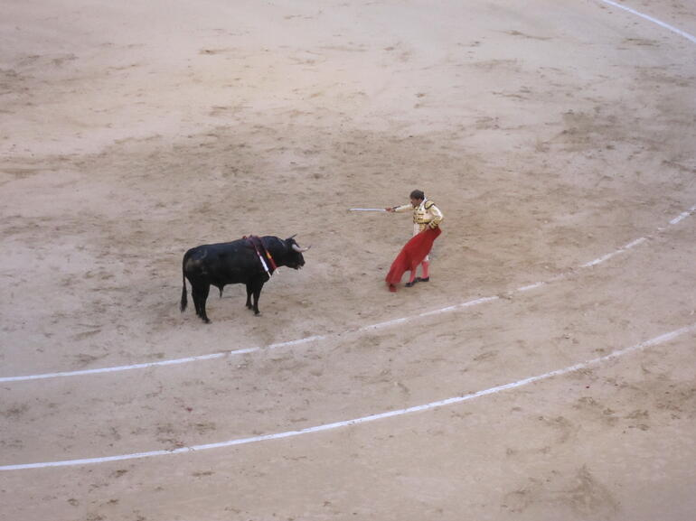 Madrid Bullfight - Madrid