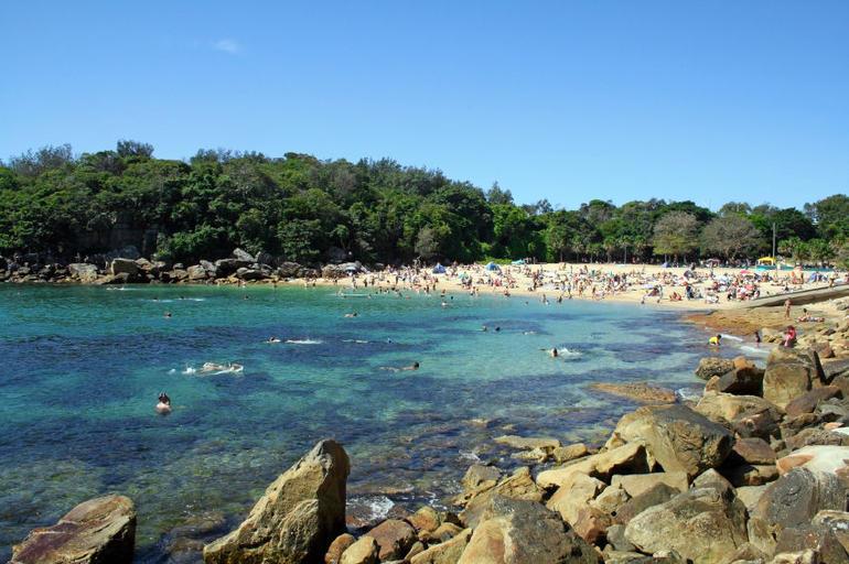Manly Beach, Sydney (snorkeling) - Sydney