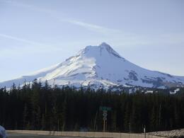 Mount Hood, Oregon , HT - March 2011