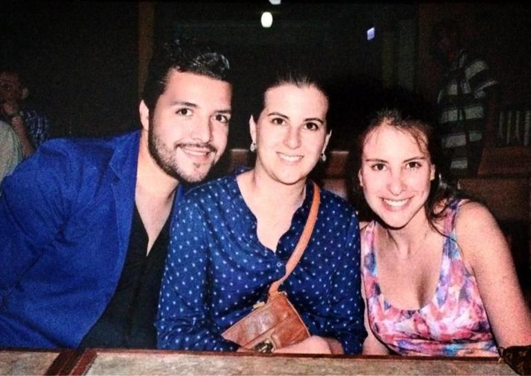 My lovely friends and I - Rio de Janeiro