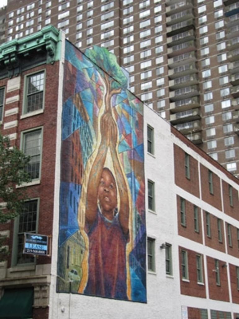 One of Philadelphia's 3,000+ murals - Philadelphia