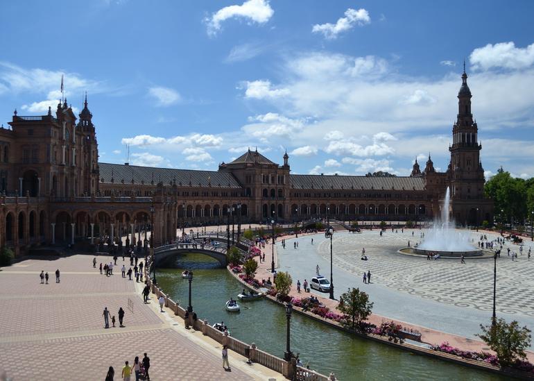 Plaza de Espana 4.JPG - Seville
