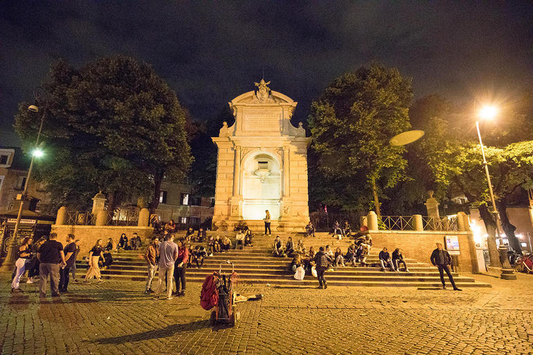 Rome by Night Tour Including Dinner photo 30