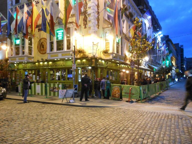 St John Gogarty's famous Dublin pub - Dublin