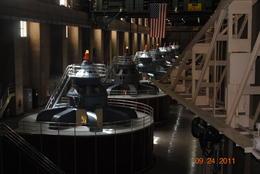 The Generator Room - October 2011