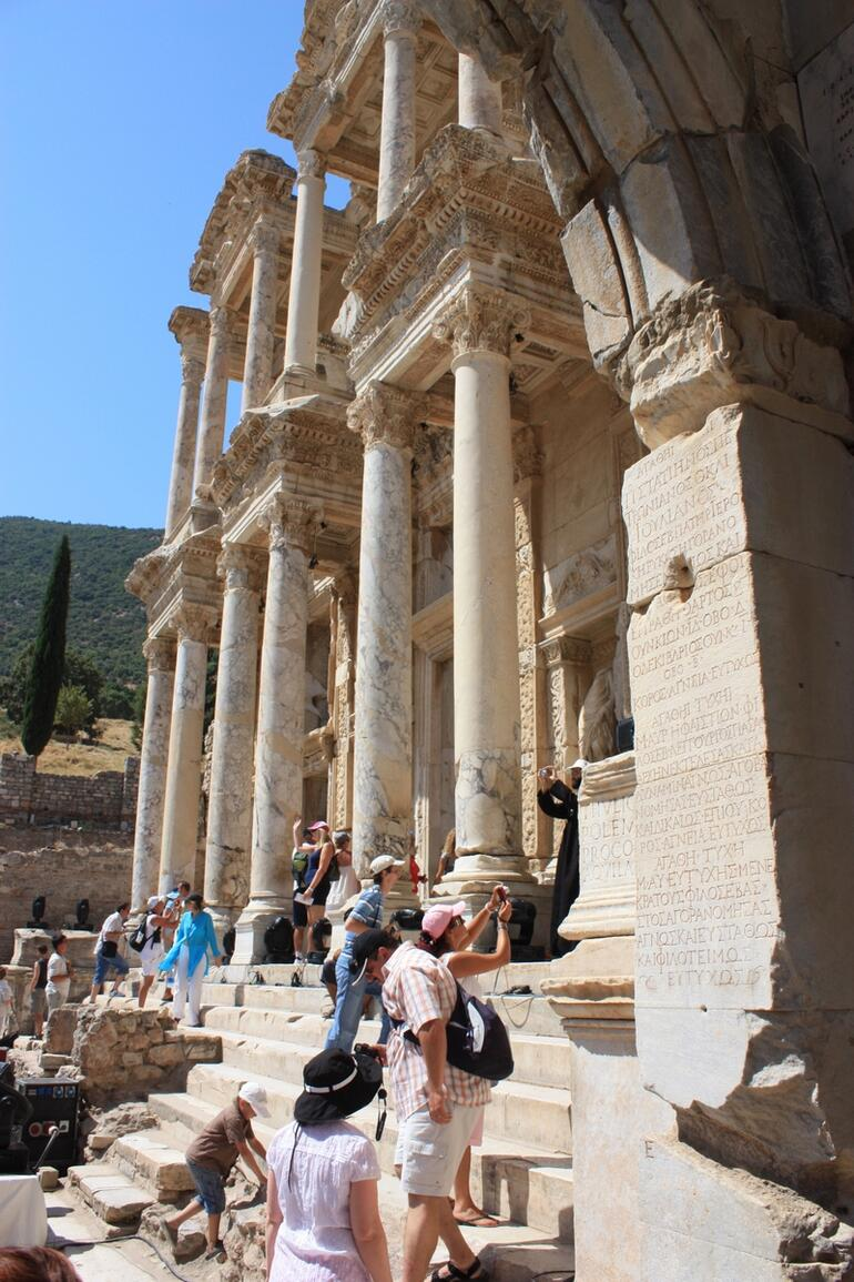 The Library of Celsus - Izmir