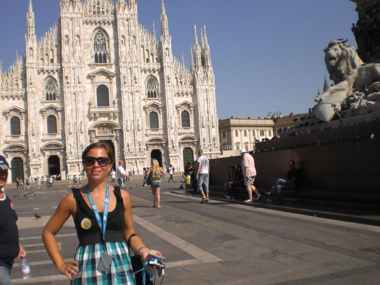 The most amazing church in Italy, breathtaking! - Milan