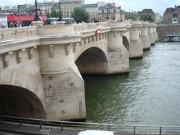 The oldest bridge in Paris., John D - June 2010