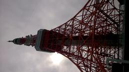View from the bottom of the tower. , Toshio E - April 2014