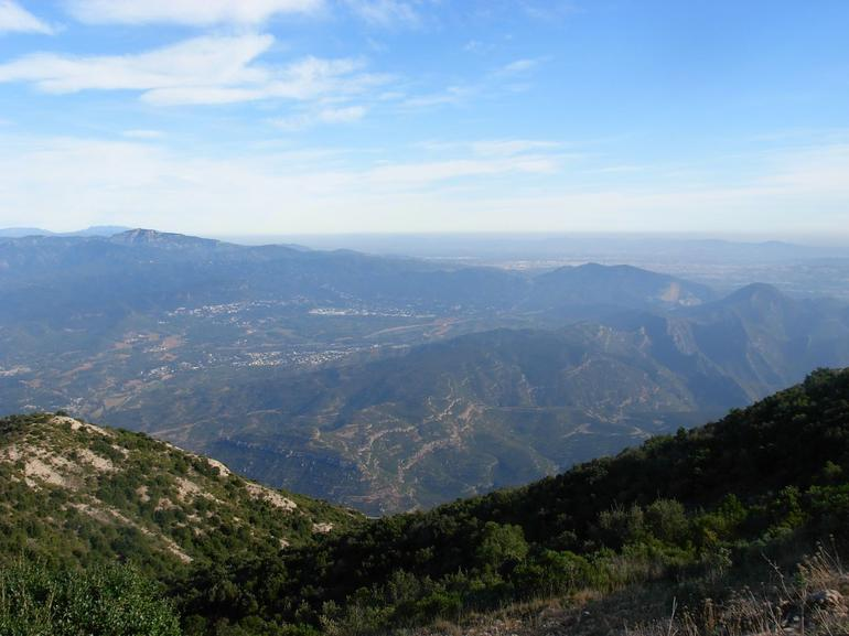 Top of the mountain - Barcelona