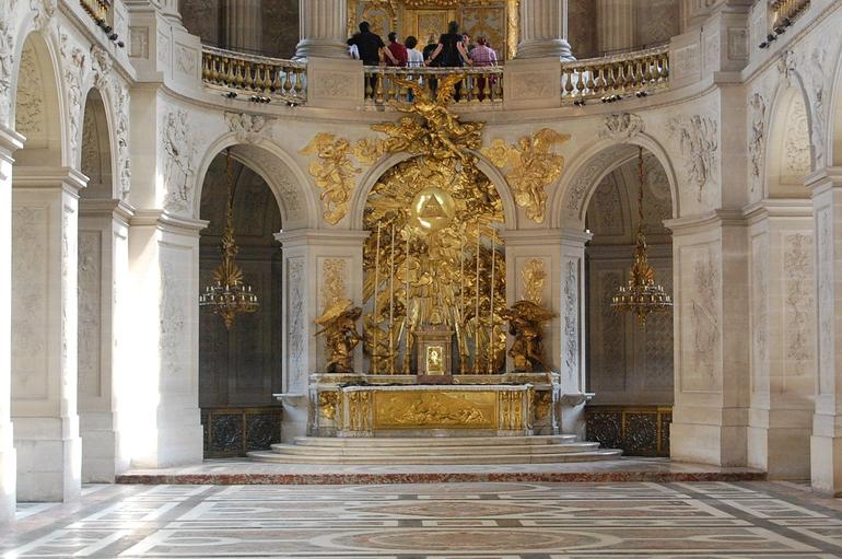 Versailles Cathedral - Paris