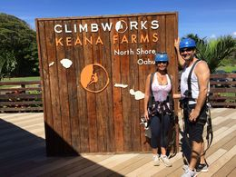 Getting ready to start our adventure! - November 2015