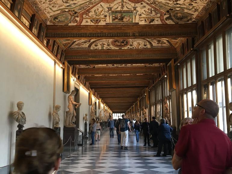 Florence Uffizi Tour for Beginners photo 9