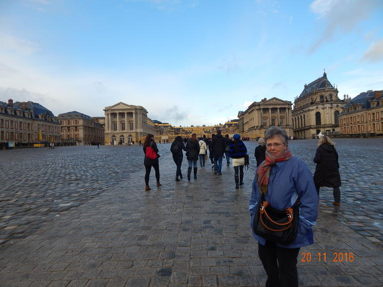 Versailles Half Day Trip from Paris by Coach with Independent Audio Guided Visit photo 20
